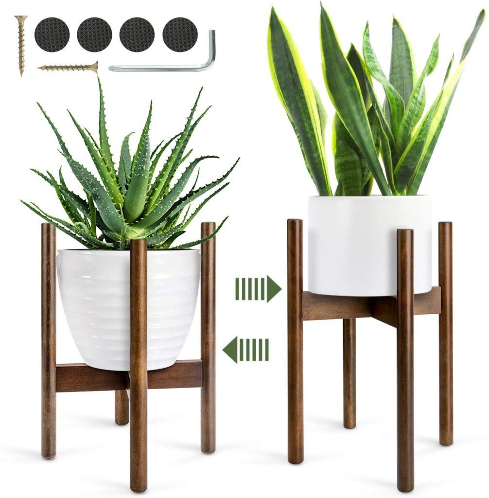 piedistallo per piante per arredare casa