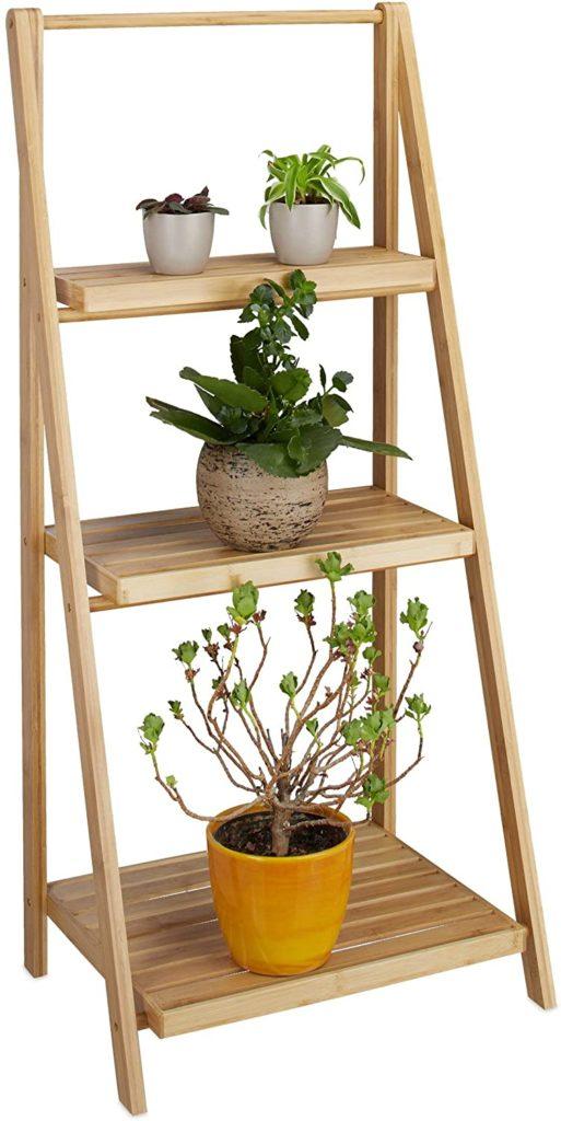 fioriera a scala accessorio idee regalo per piante